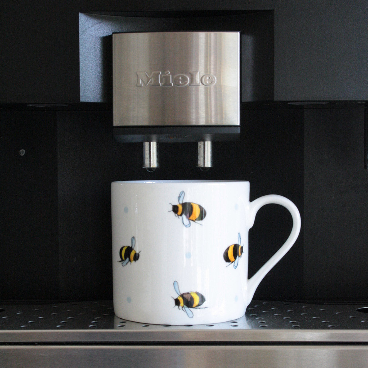 Busy Bee Mug - White