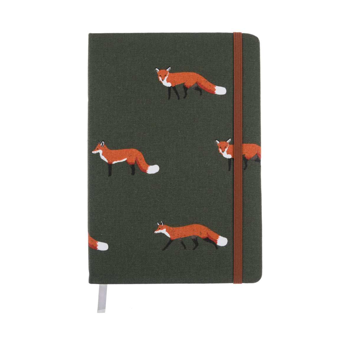 Foxes Notebook