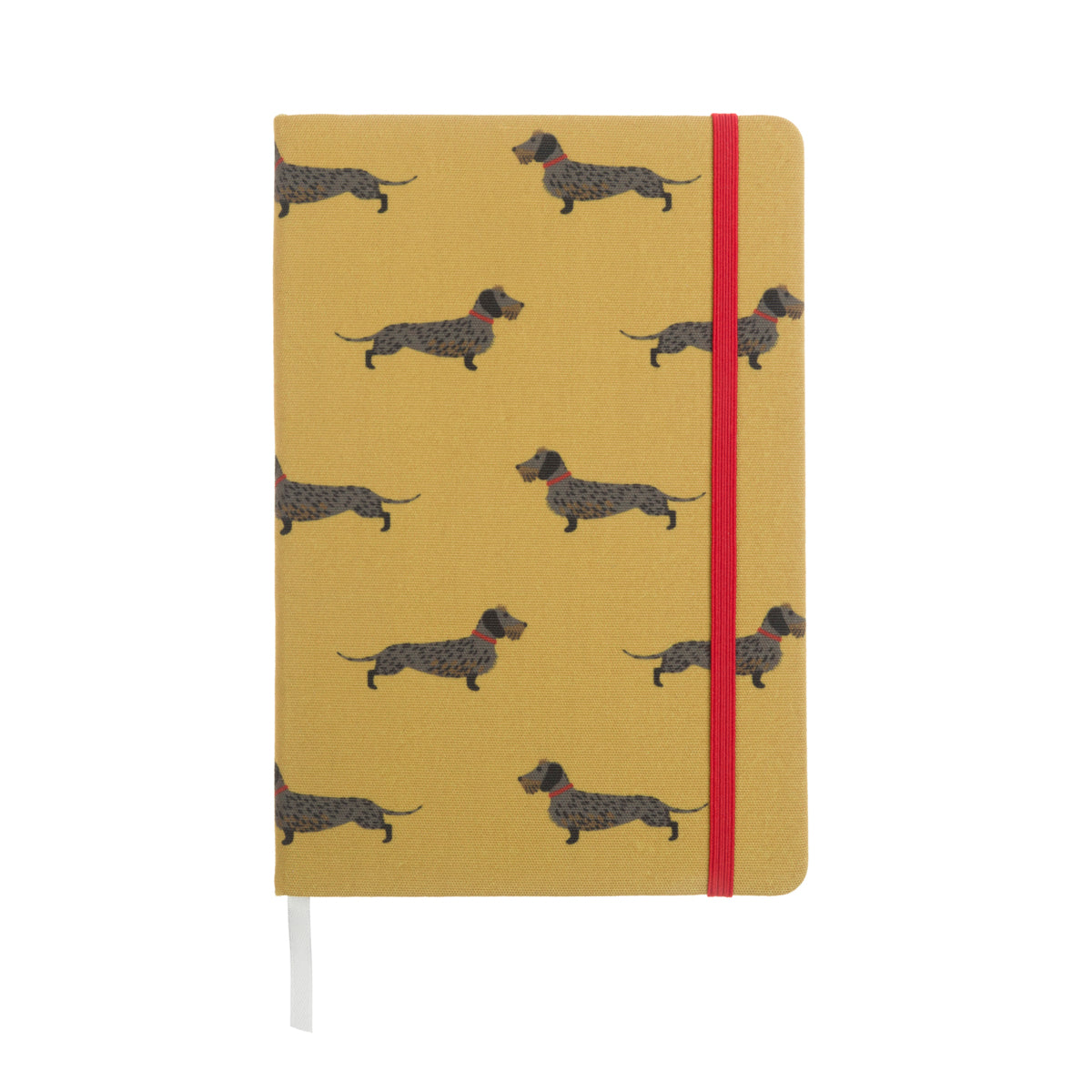 Dachshund Notebook by Sophie Allport