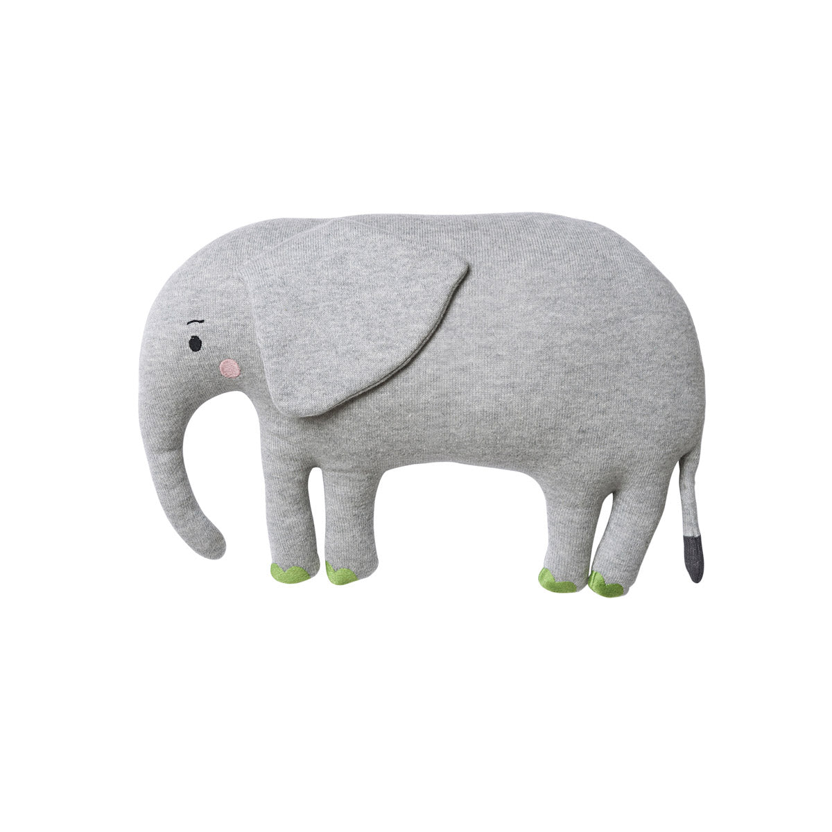 Elephant Shaped Cushion