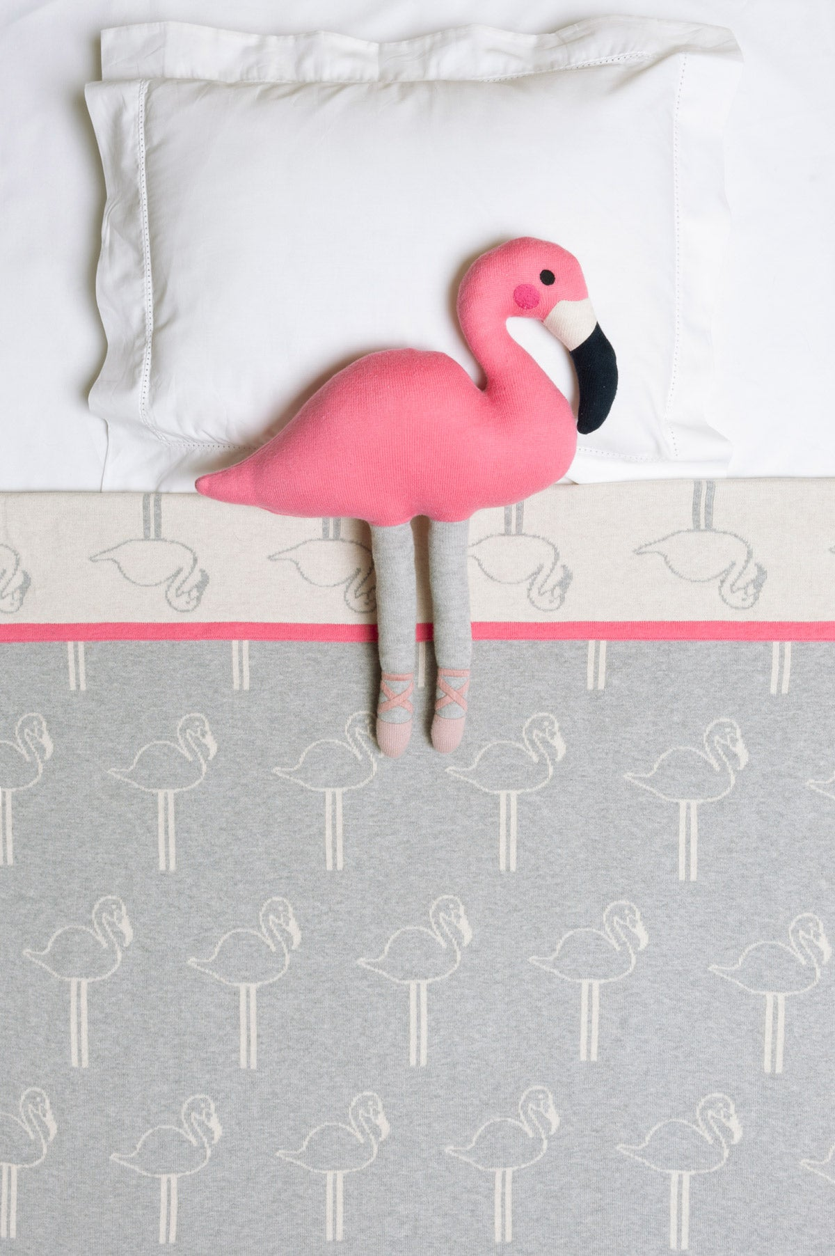 Flamingos Blanket