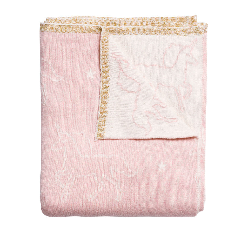 Unicorn Blanket