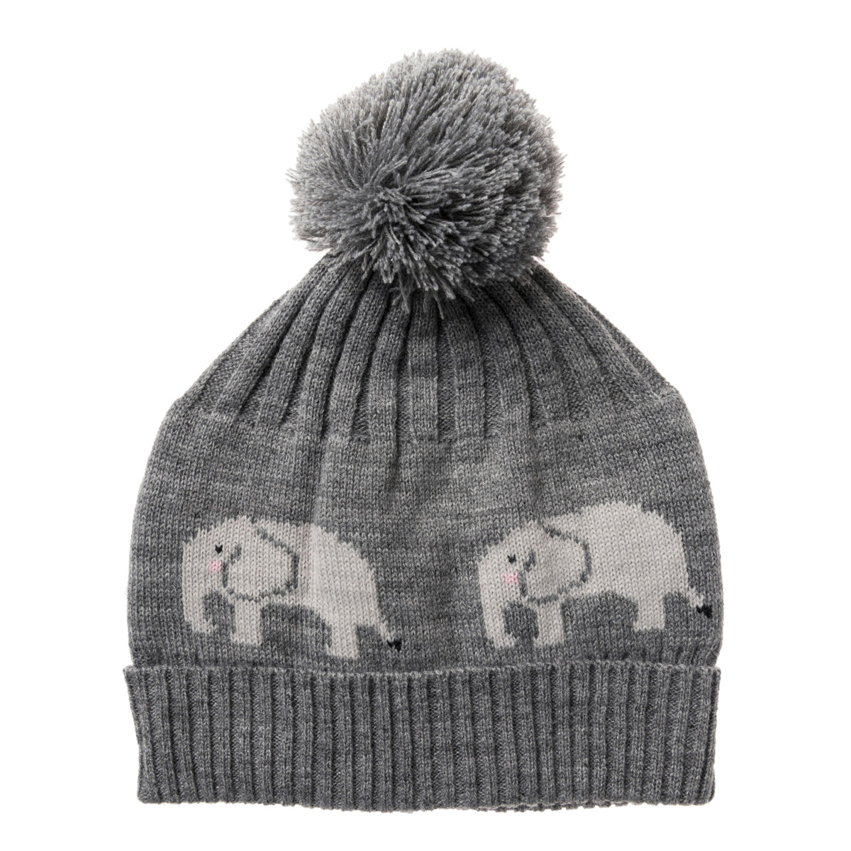 Elephant Knitted Hat