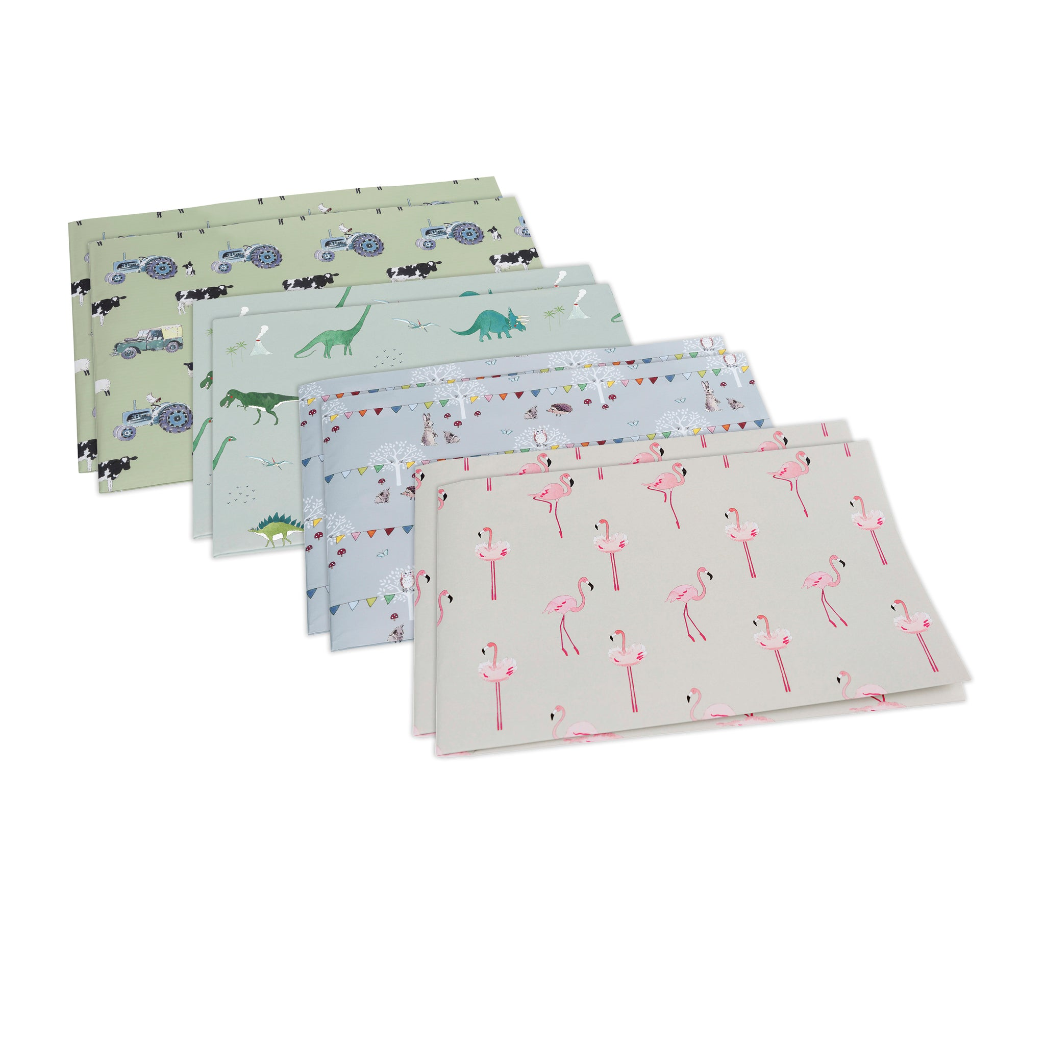 Gift wrap set from Sophie Allport