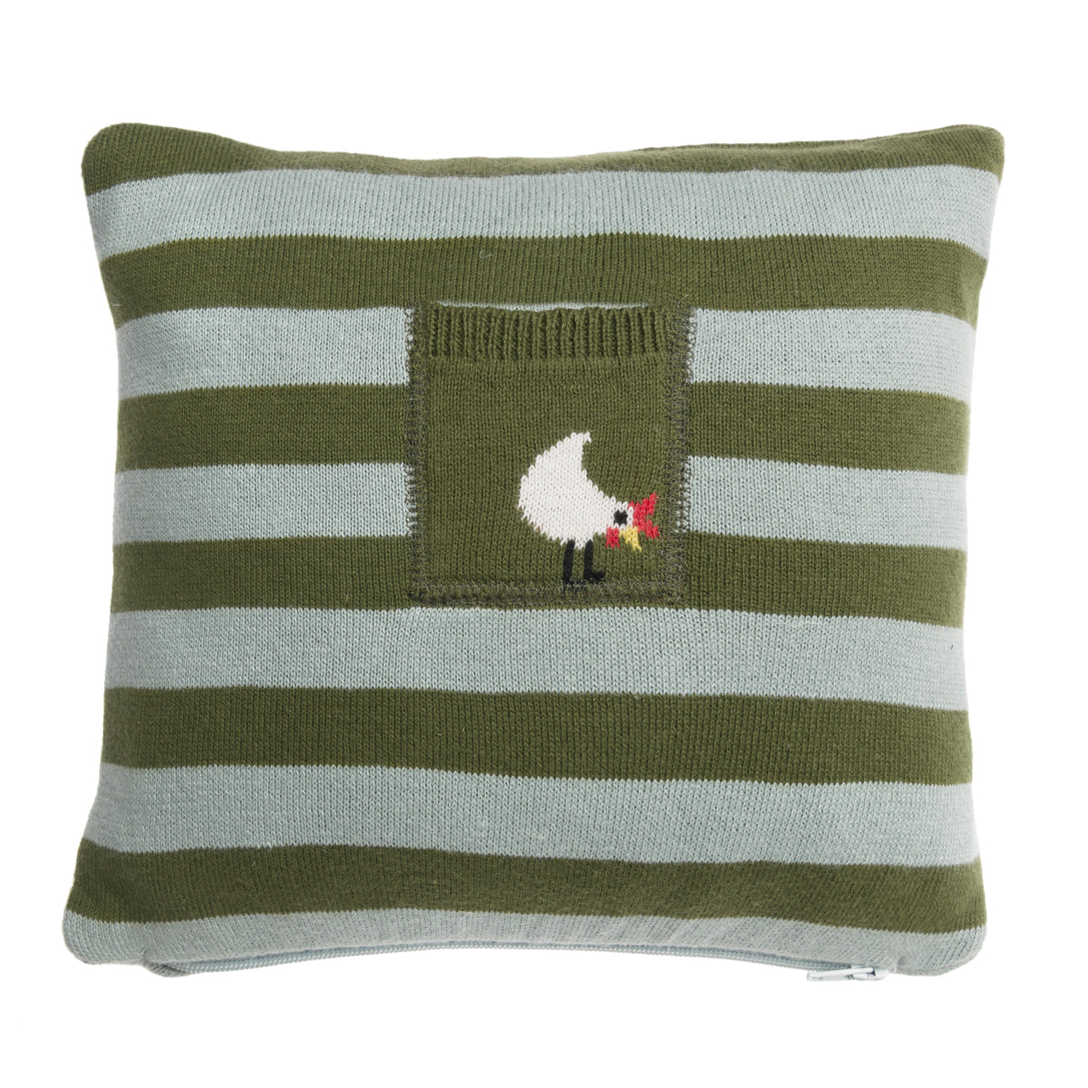 On The Farm Kid's Cushion by Sophie Allport