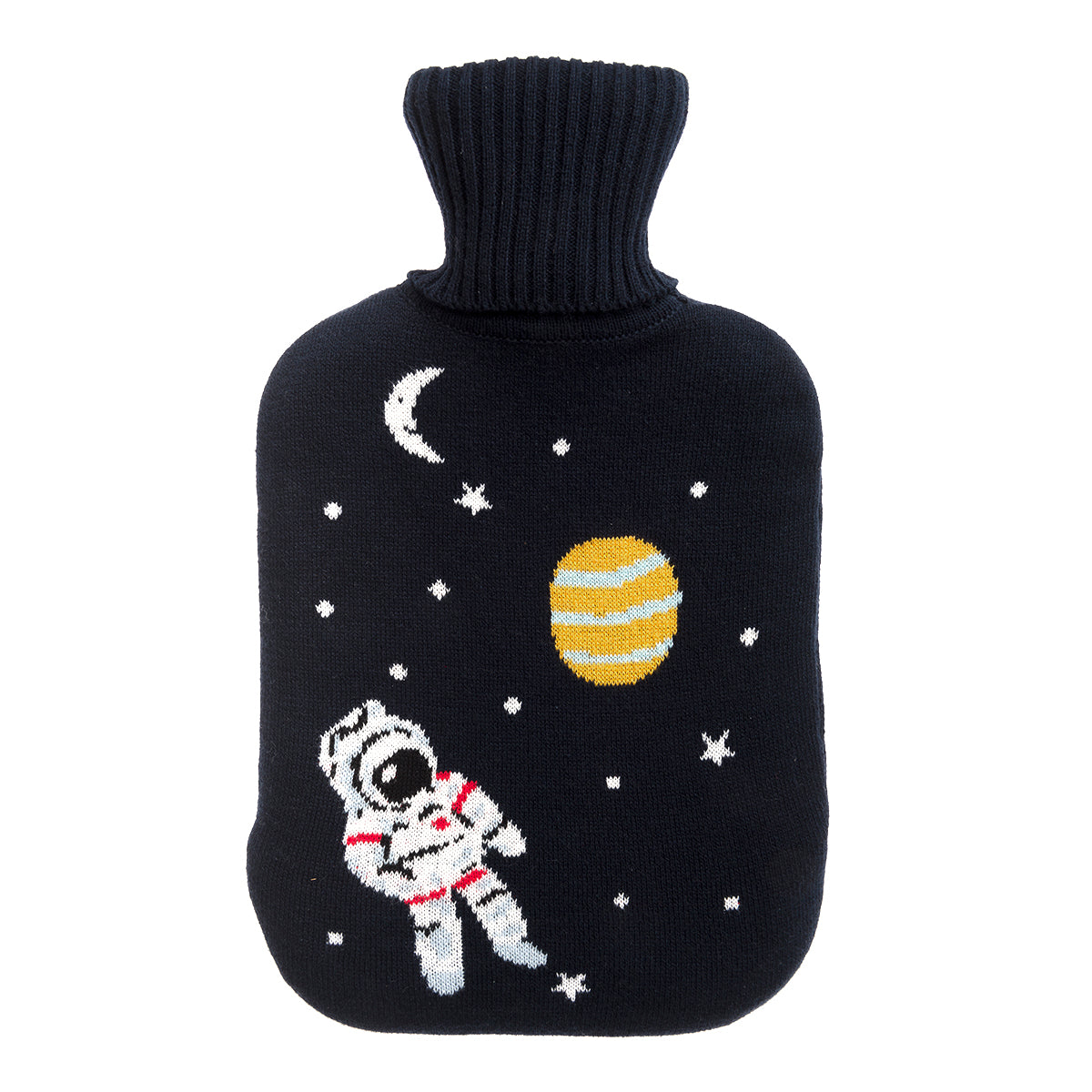 Space Hot Water Bottle