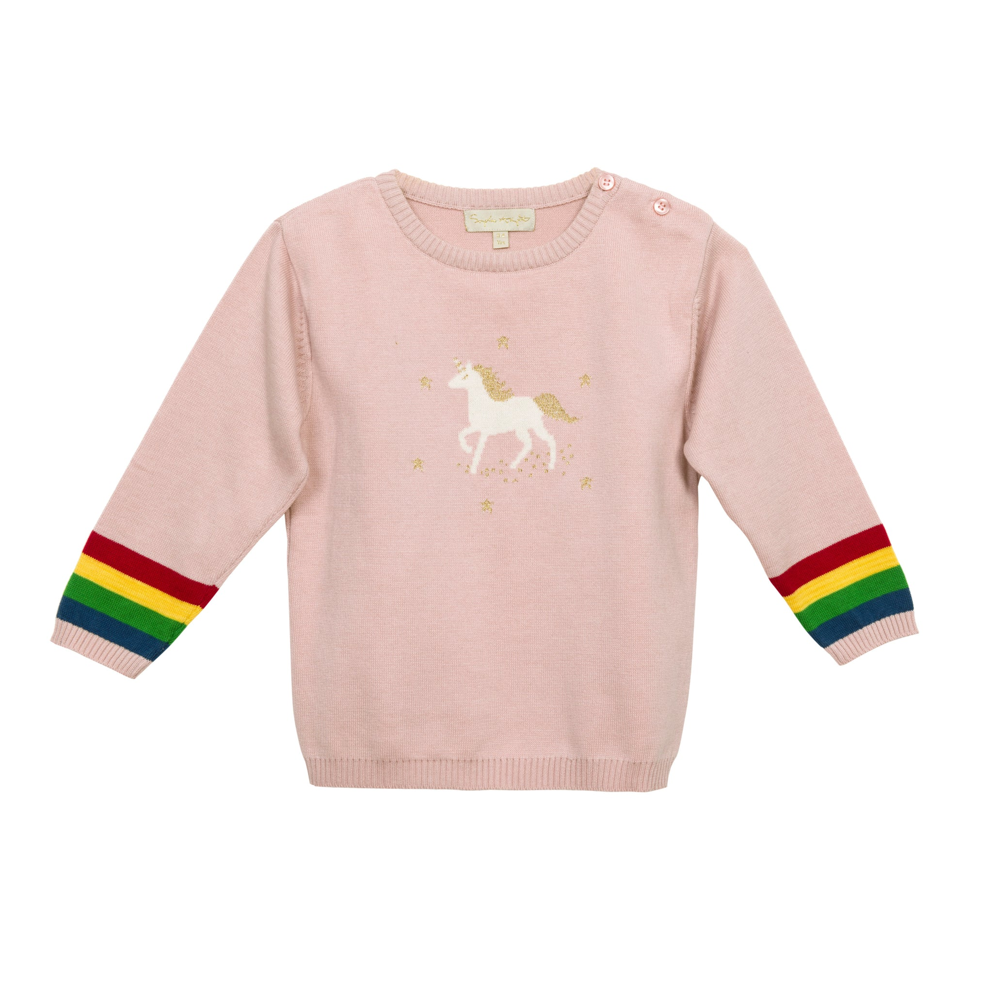 Unicorn Kids Jumper