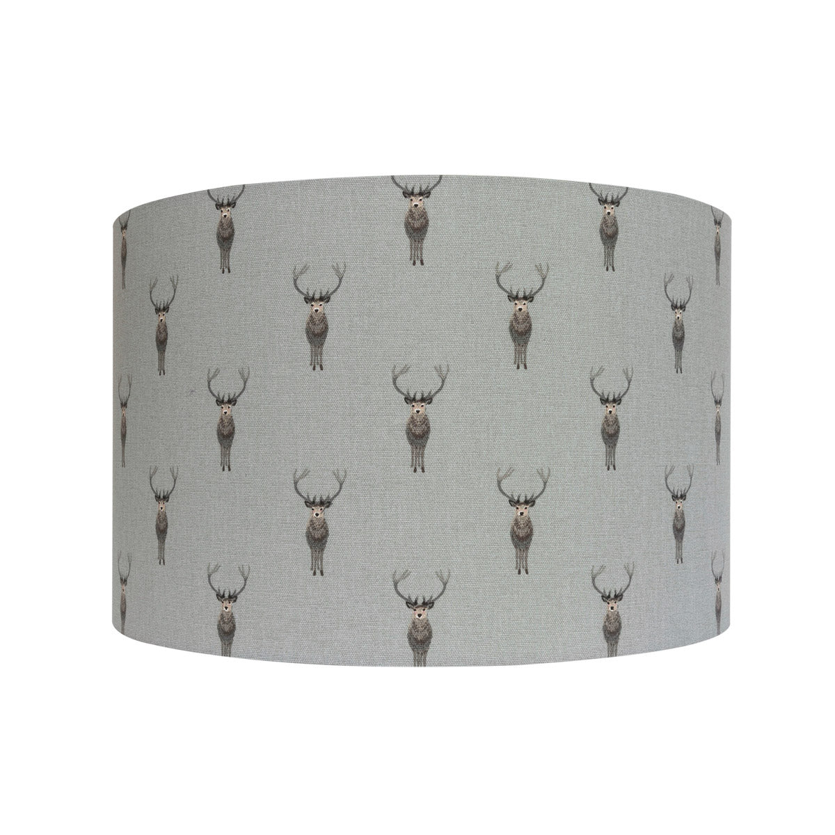 Highland Stag Lampshade