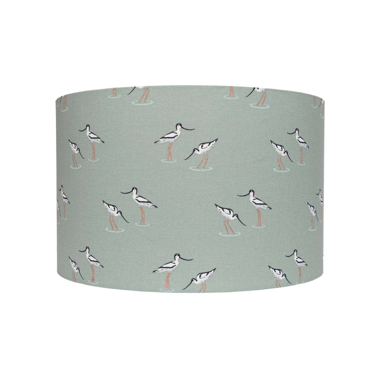 Coastal Birds Lampshade