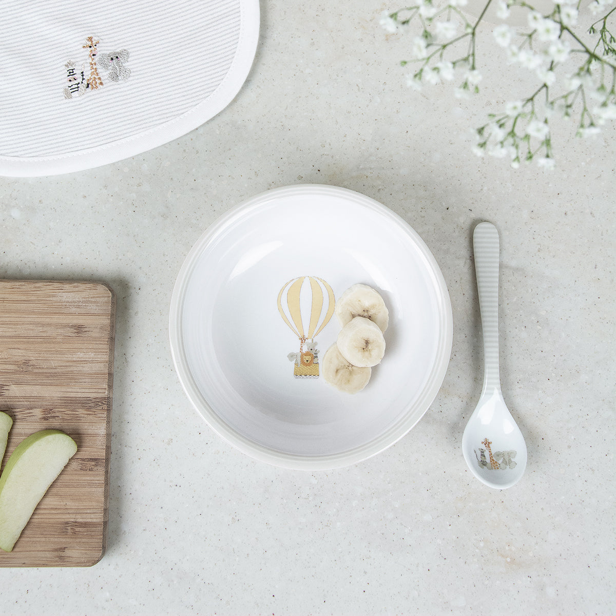 Baby Spoon by Sophie Allport