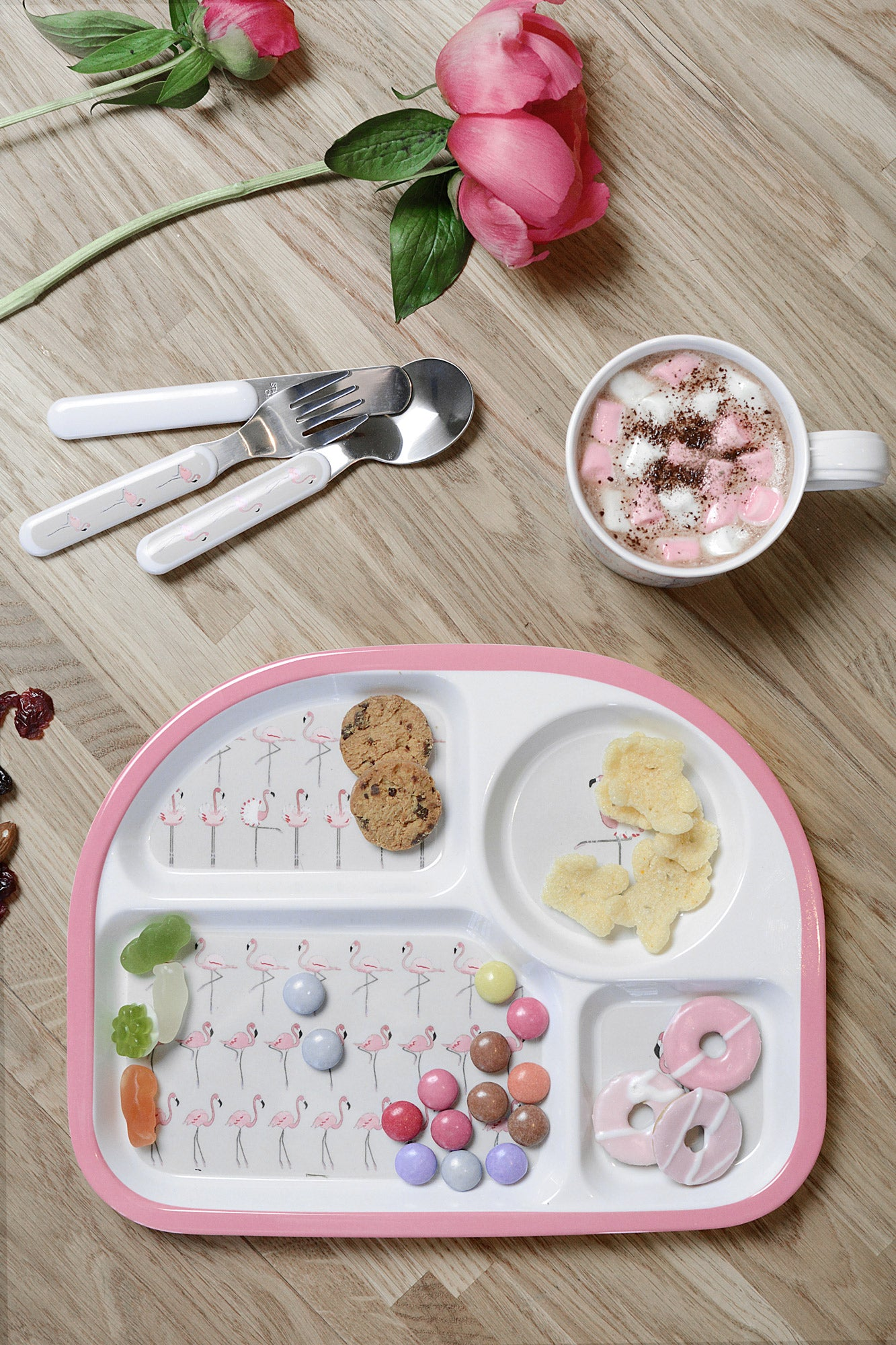 Flamingos Childrens Melamine