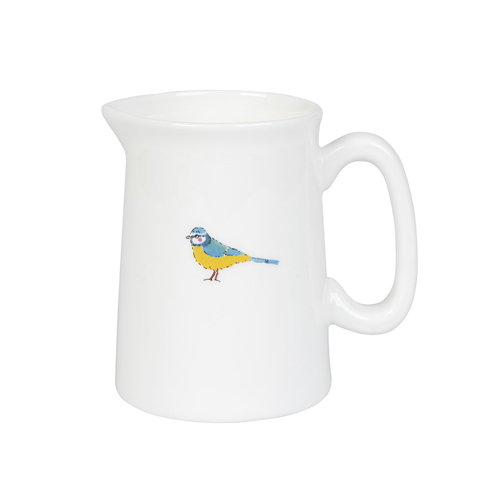 Garden Birds Mini Jug