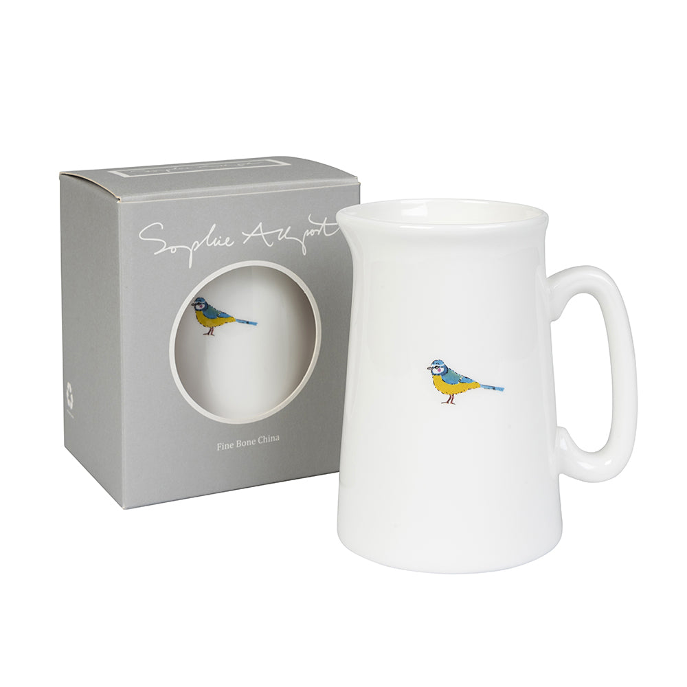 Garden Birds Mini Jug Boxed