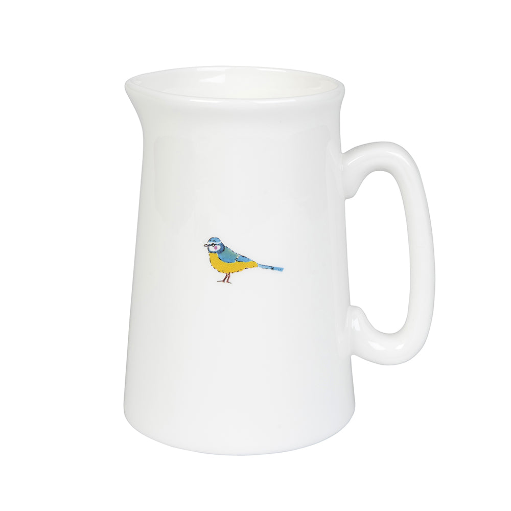 Garden Birds Small Jug