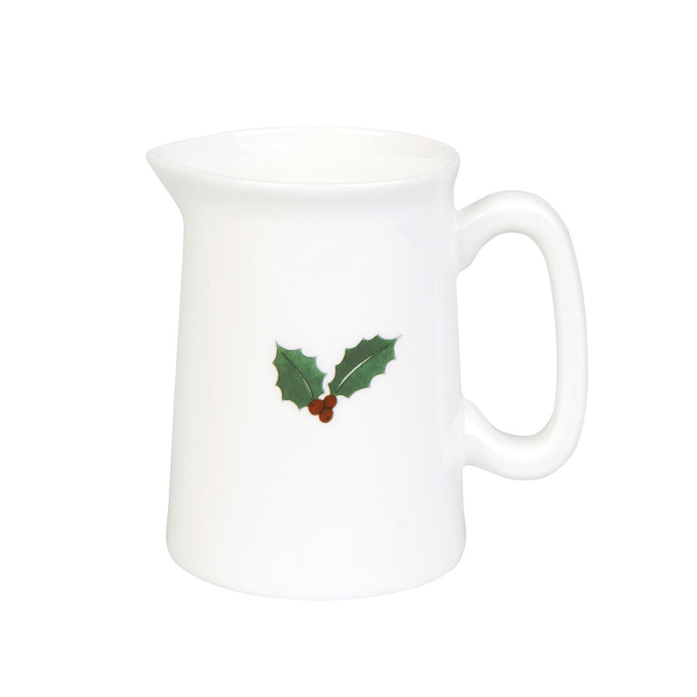 Holly & Berry Jug Mini