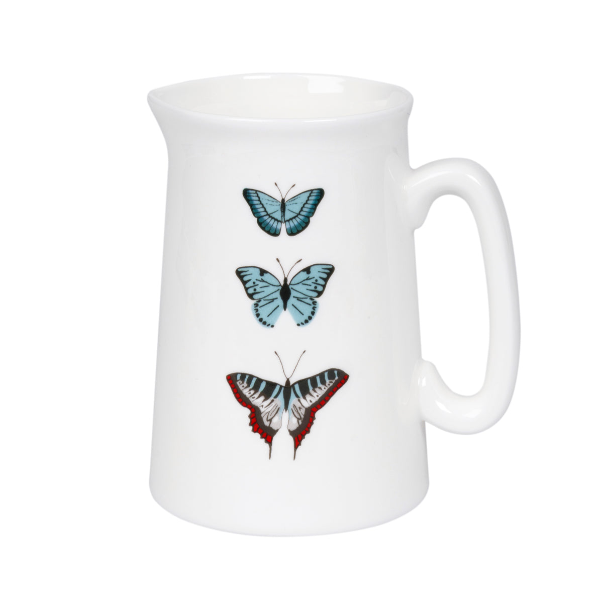 Fine bone china Butterflies Jug from Sophie Allport