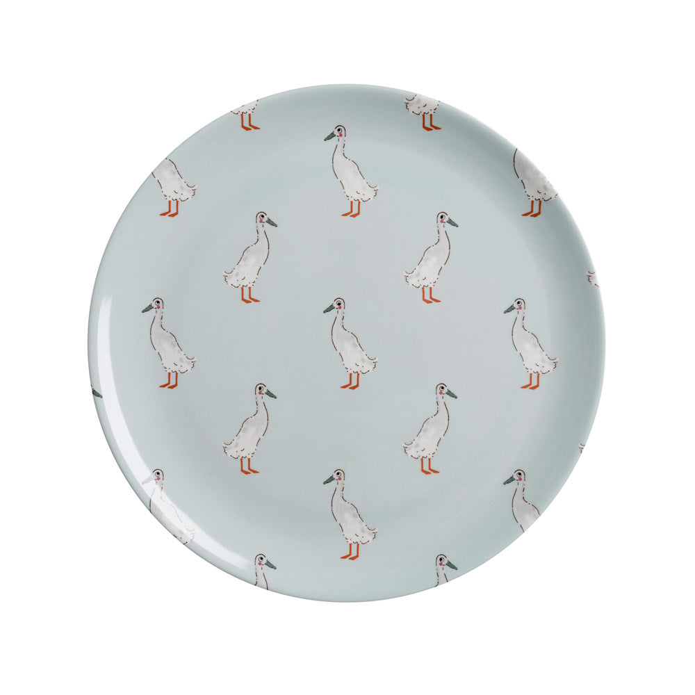 Runner Duck Melamine Side Plate