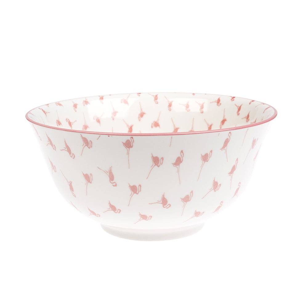 Flamingos Bowl