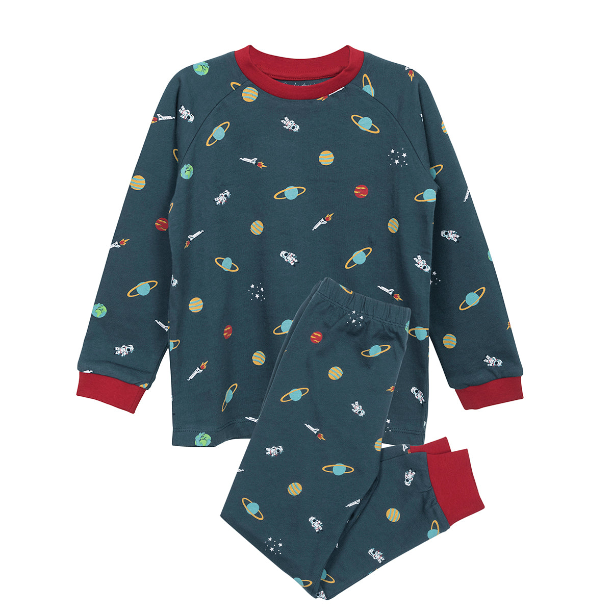Space Kids Pyjama Set