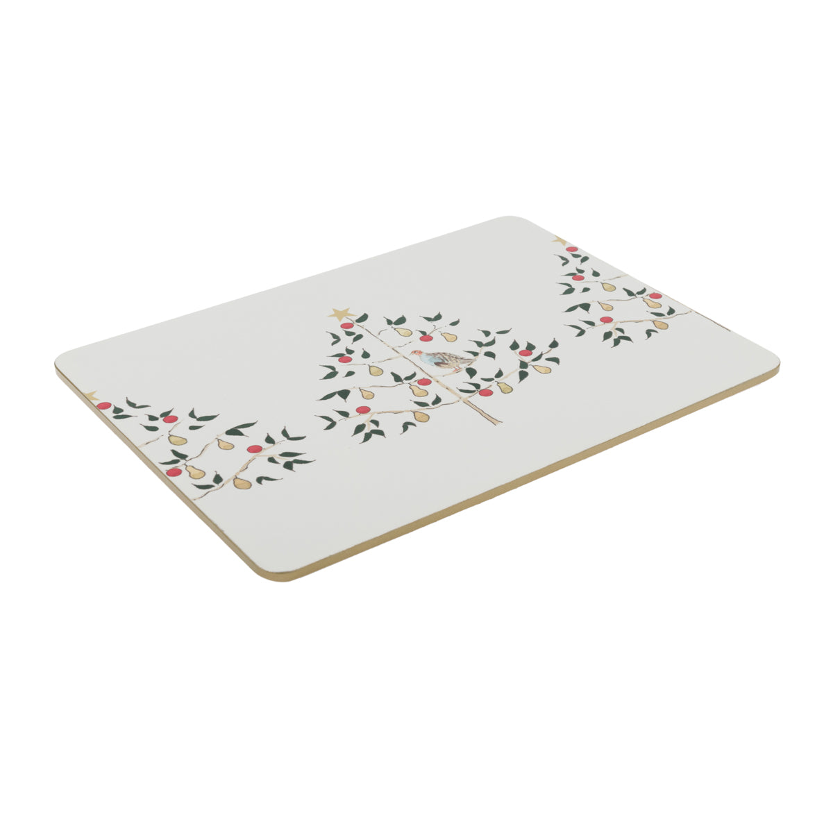 Partridge Placemats (Set of 4)