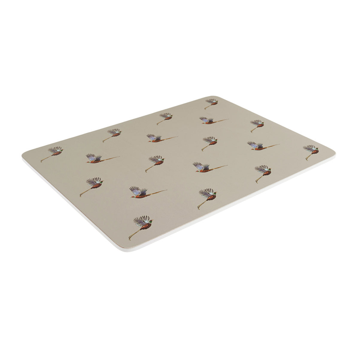 Pheasant Placemats - Set of 4