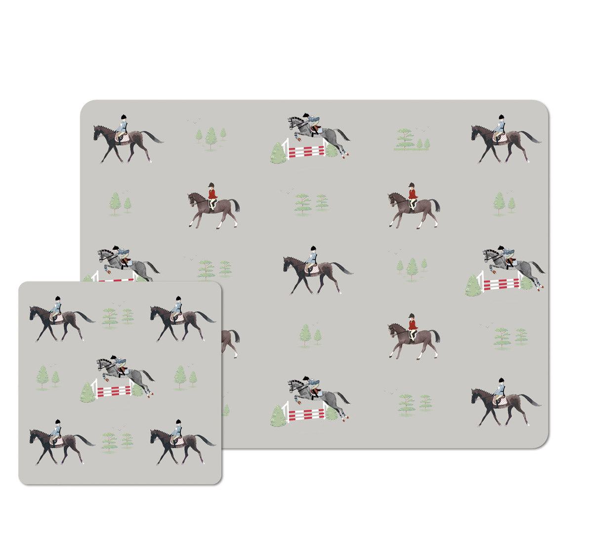 Horses Coasters - Set of 4