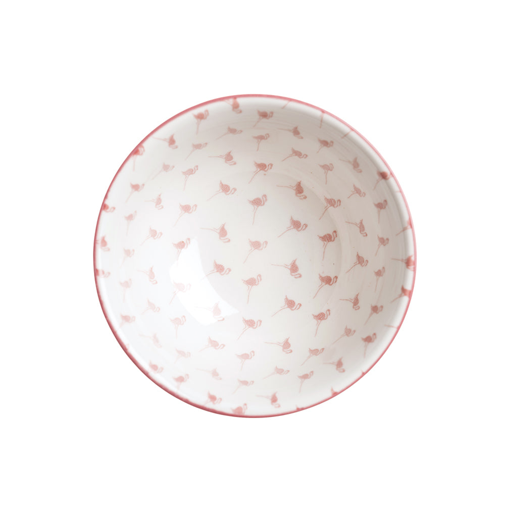Flamingos Nibbles Bowl