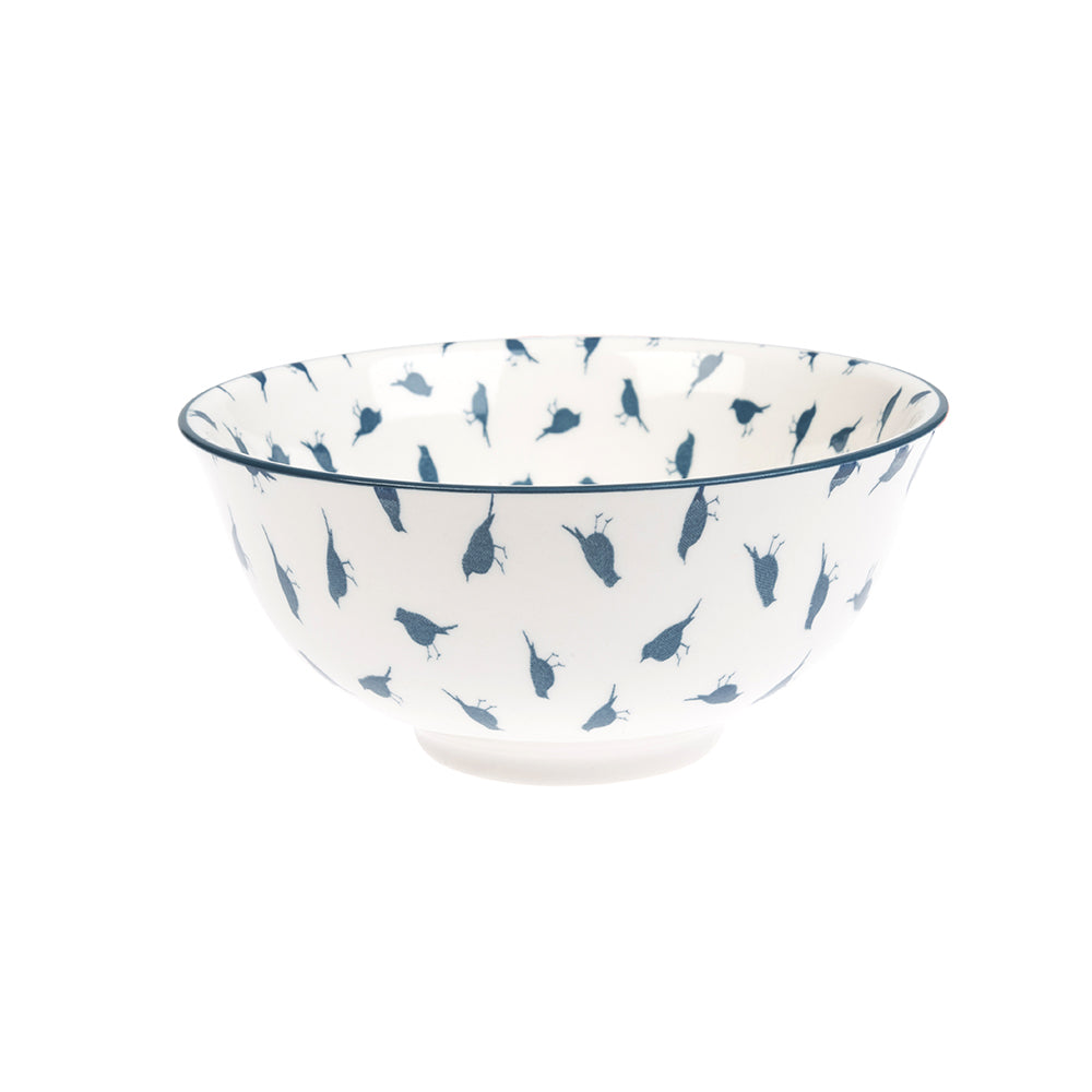 Garden Birds Nibbles Bowl