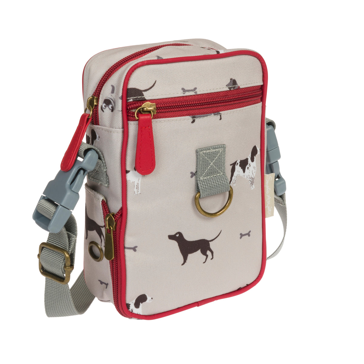 Woof Dog Walking Bag