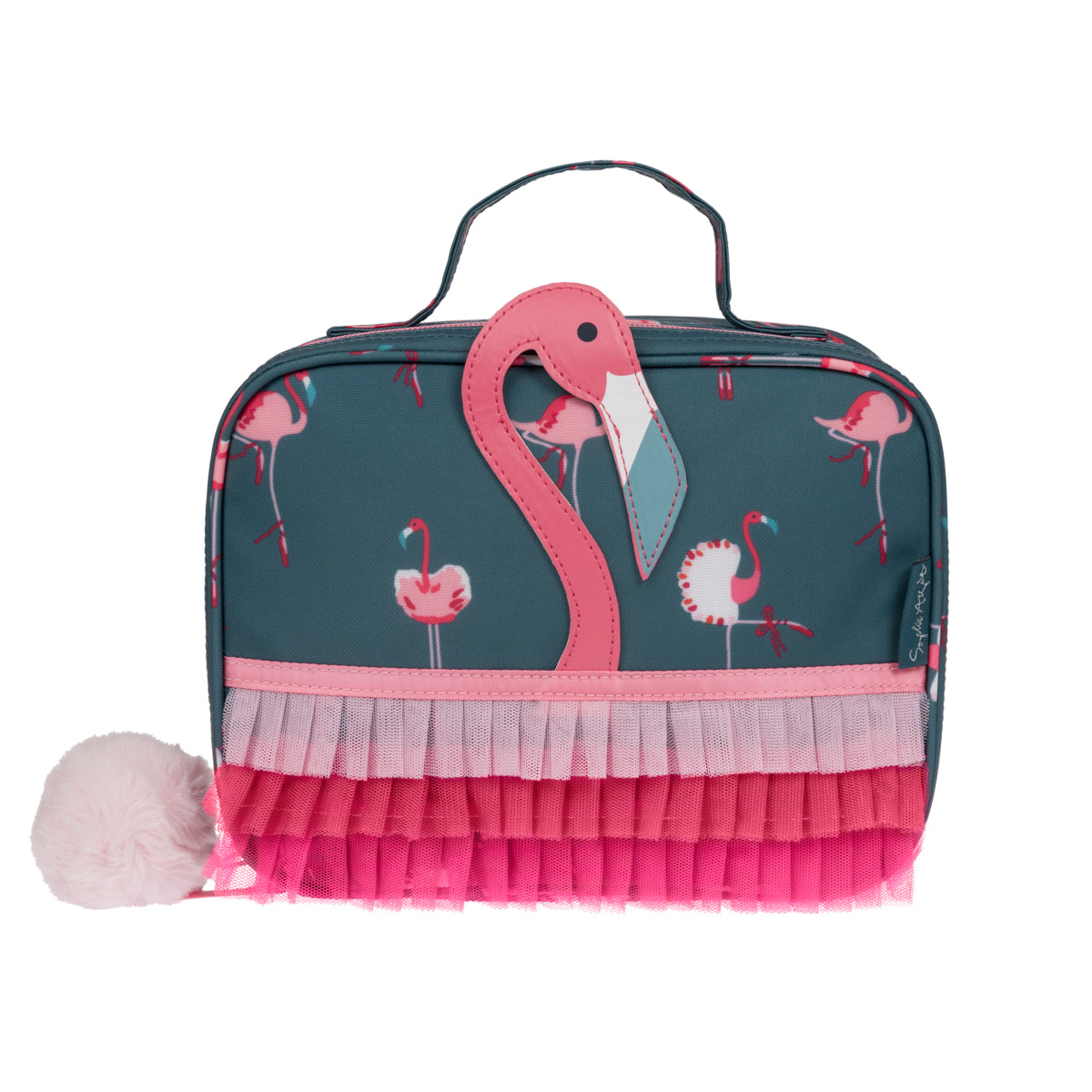 Flamingos Lunch Bag
