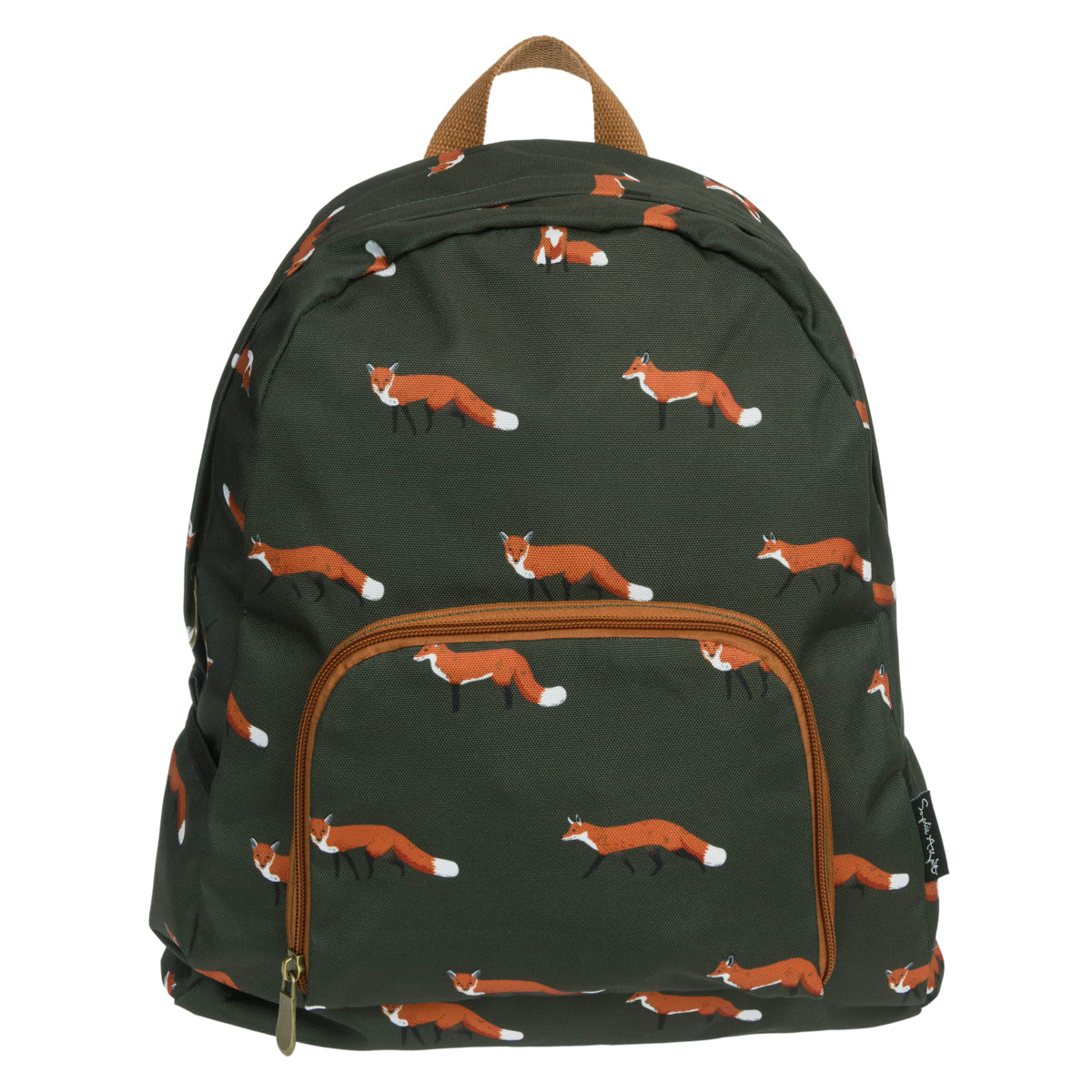 Foxes Folding Rucksack