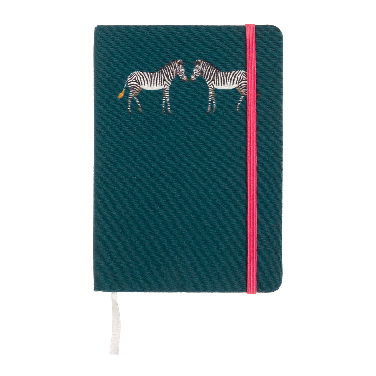 Zebra Small Fabric Notebook