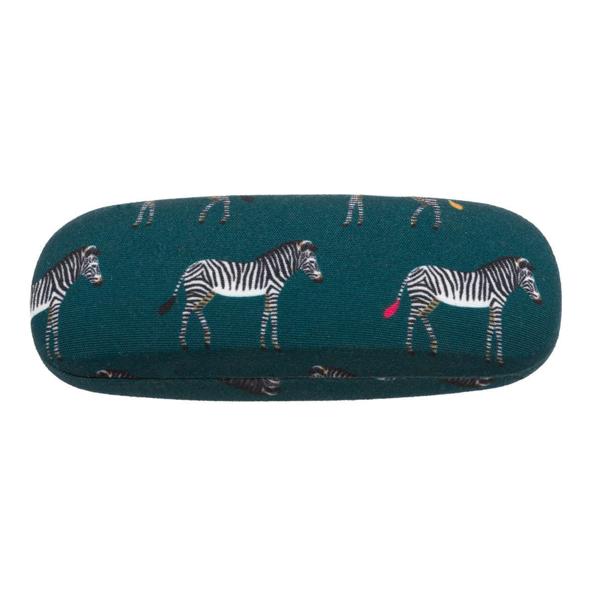 Zebra Glasses Hard Case