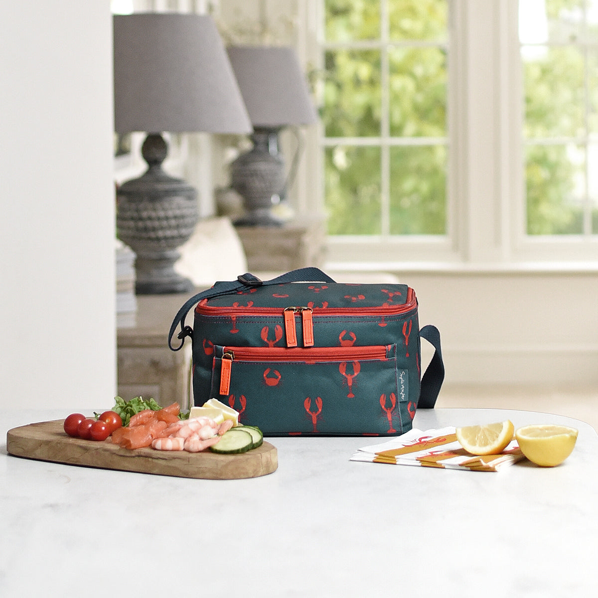 Lobster lunch bag by Sophie Allport