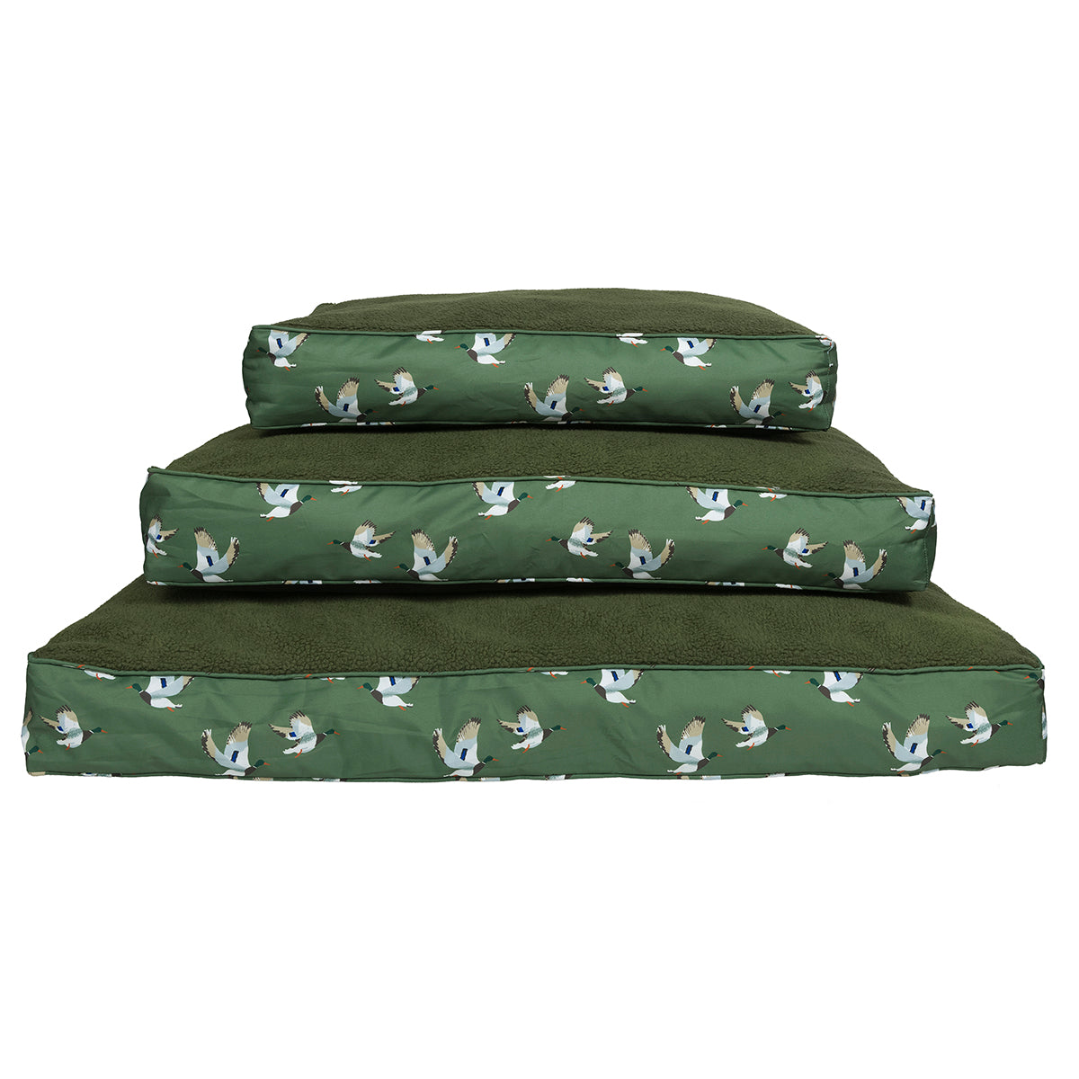 Ducks Pet Mattress by Sophie Allport