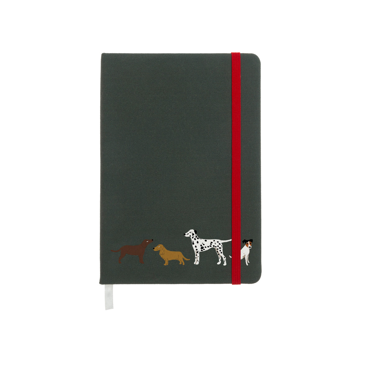 B6 notebook in Sophie Allport's fetch design