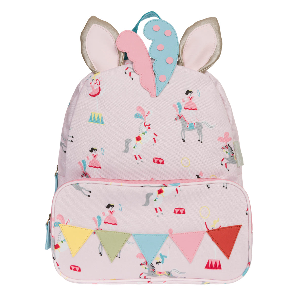 Fairground Ponies Backpack by Sophie Allport