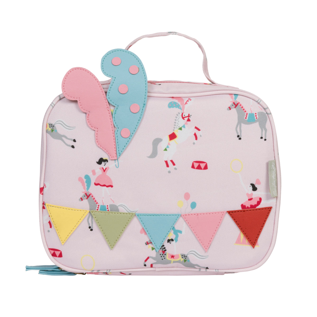 Fairground Ponies Lunch Bag by Sophie Allport