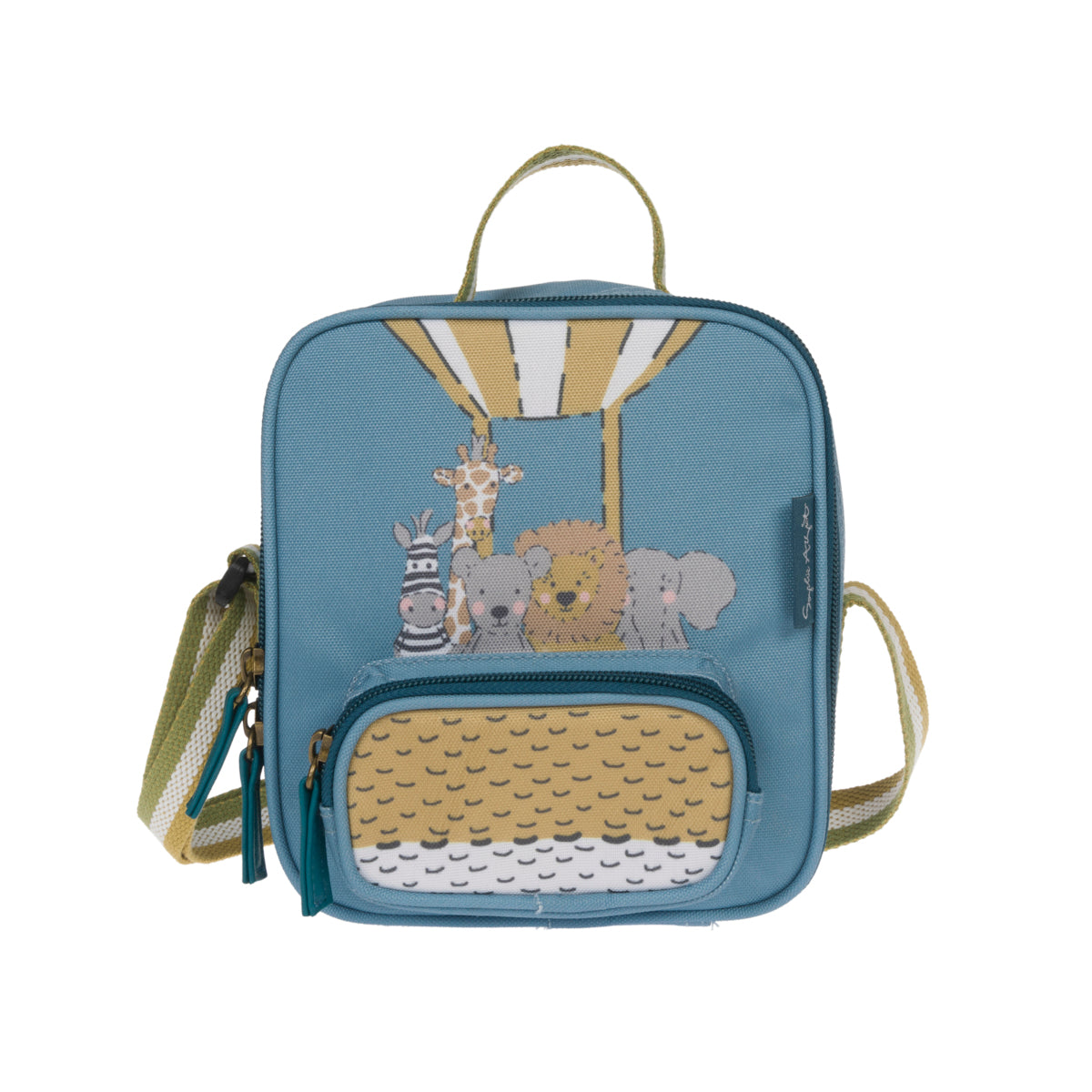 Bears & Balloons Mini Lunch Bag by Sophie Allport