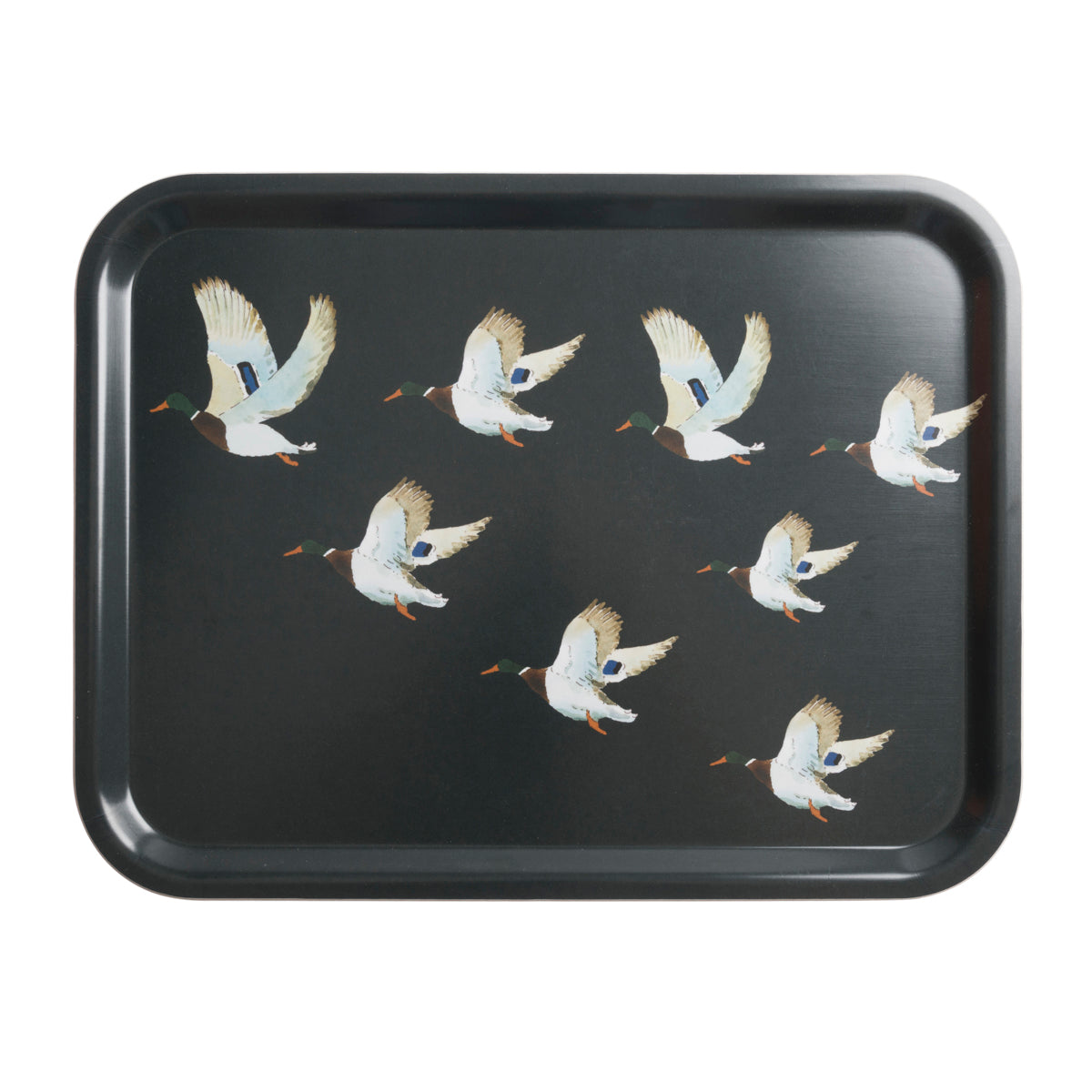 Ducks Printed Tray by Sophie Allport