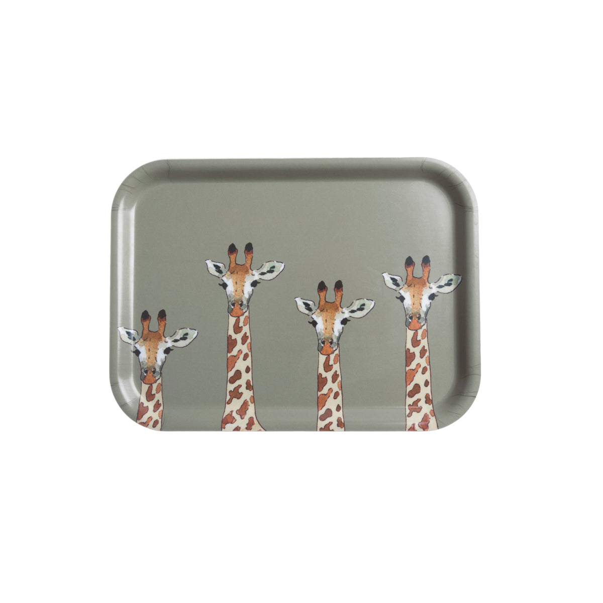 Giraffe Printed Tray Small by Sophie Allport