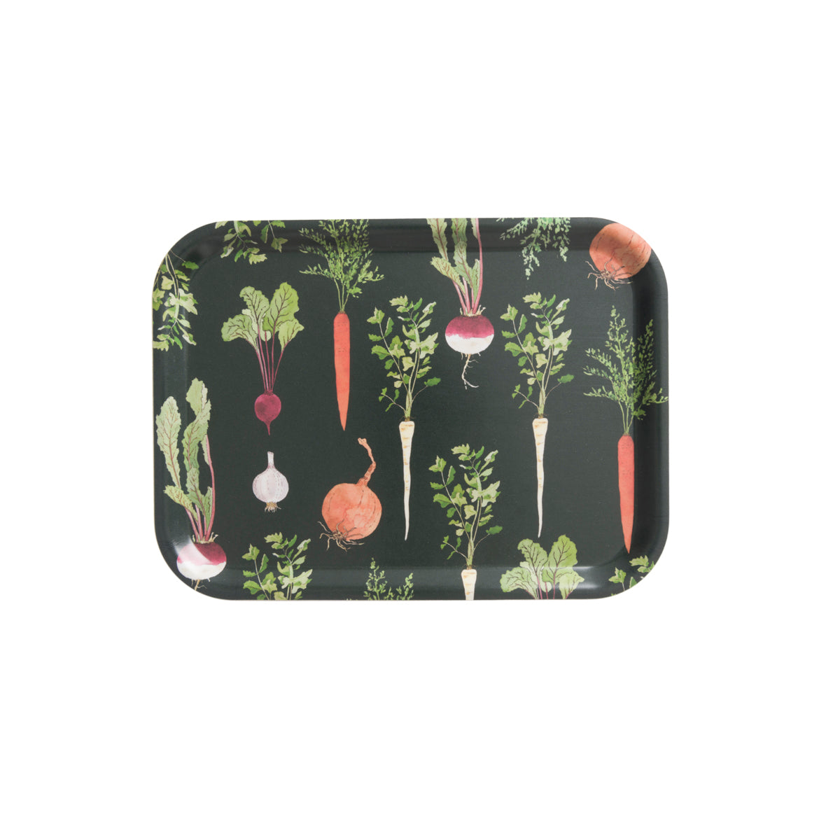 Home Grown Printed Tray Small by Sophie Allport