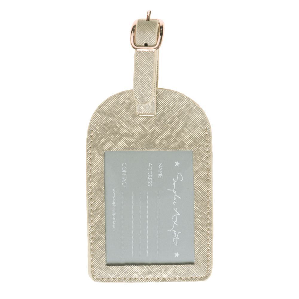 Hare Luggage Tag