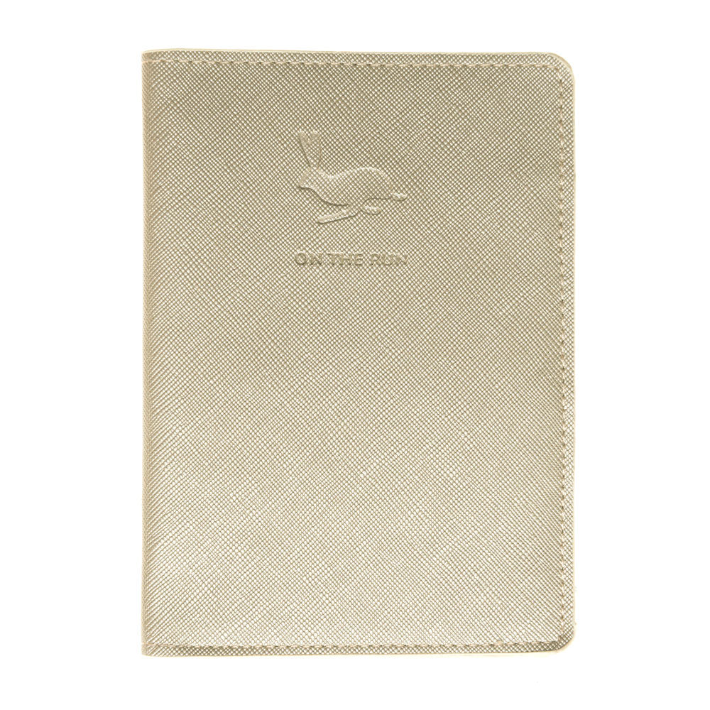 Hare Passport Holder