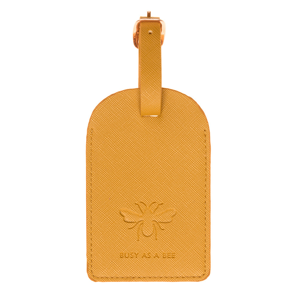 Bees Luggage Tag