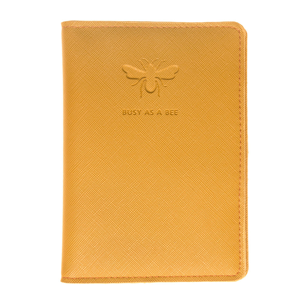Bees Passport Holder