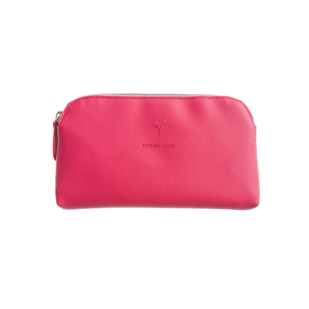 Flamingos Oversized Wallet
