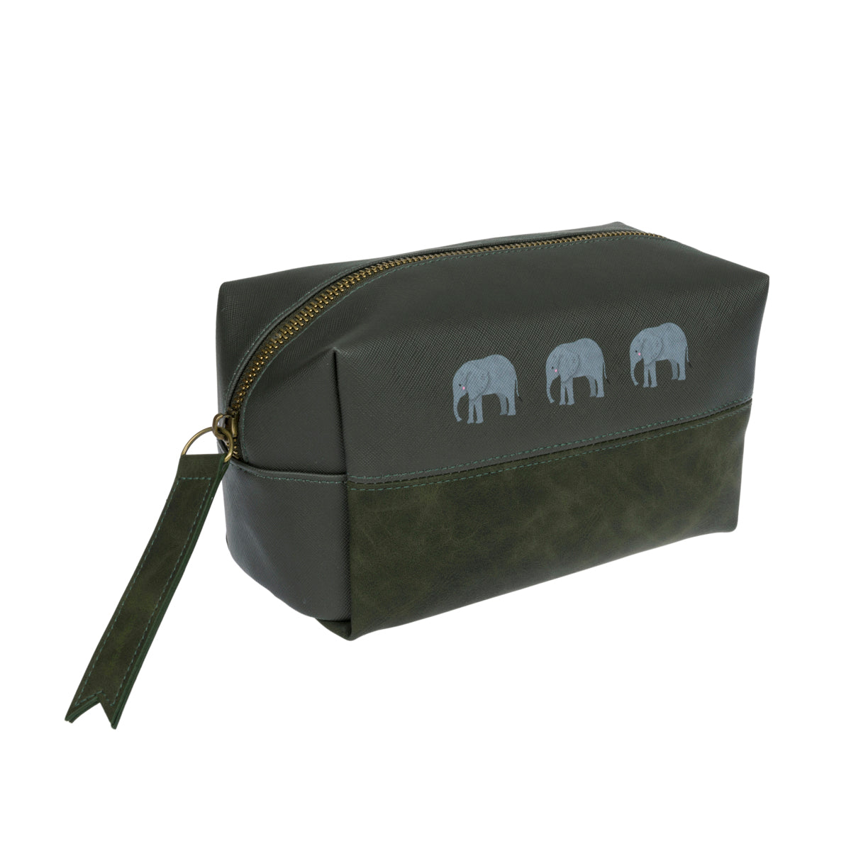 Elephant Wash Bag Box