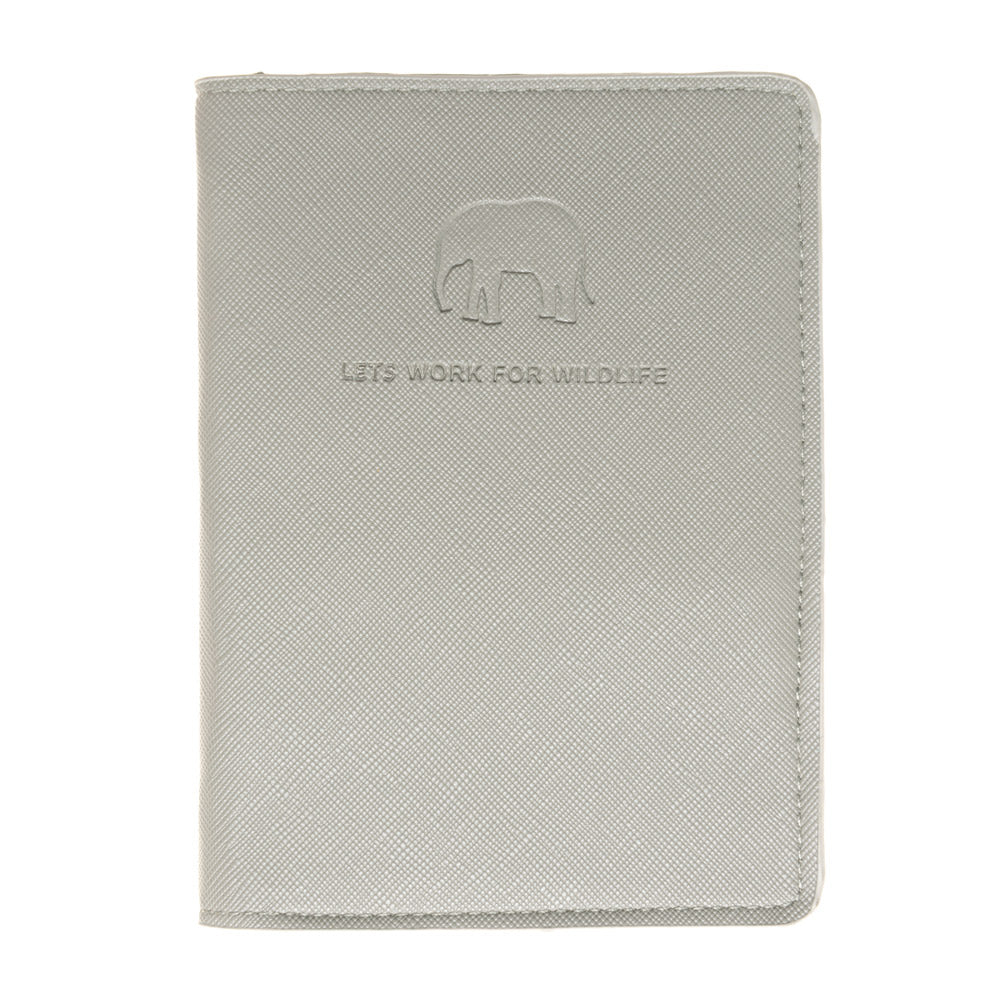 Elephant Passport Holder