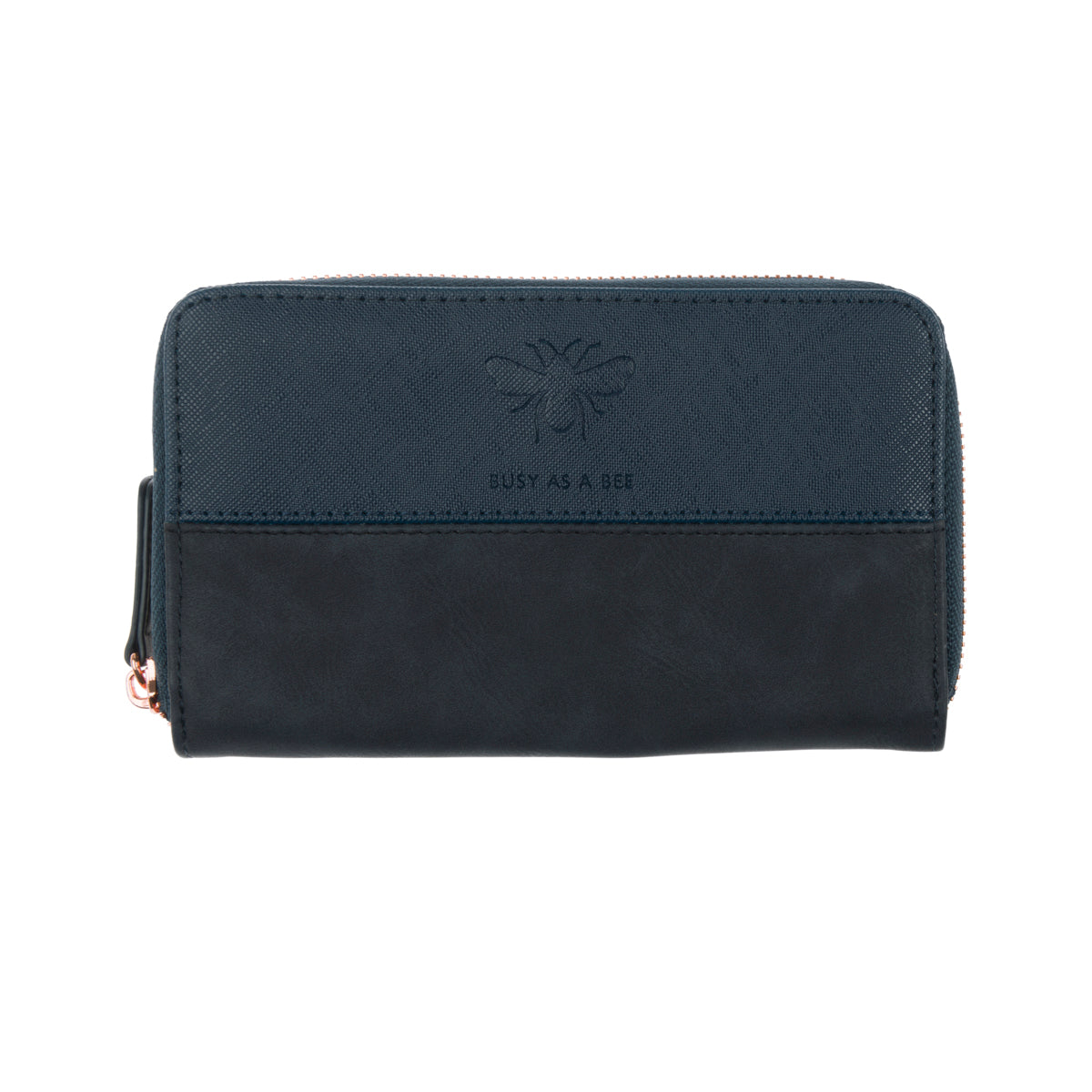 Bee Stamped Wallet Purse by Sophie Allport